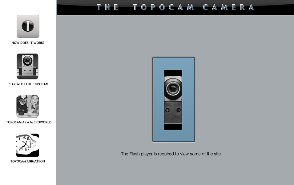 Topocam Homepage